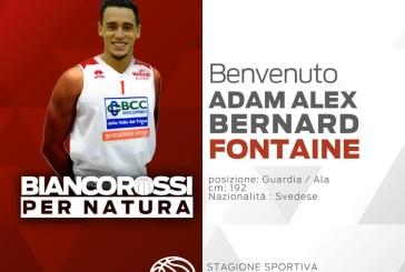 Vasto Basket, Adam Bernard Fontaine è il primo colpo di mercato