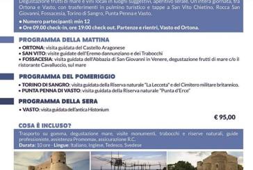 """Tornano i """"Gran Tour Costa dei Trabocchi"""""""