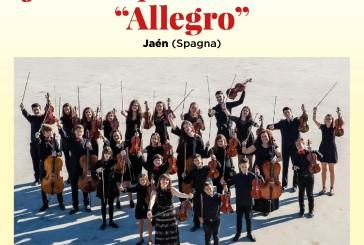 """Martedì il concerto della Joven Orquesta de Cuerda """"Allegro"""""""