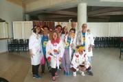 La Ricoclaun a Campobasso con i Clown in Corsia A.D.G.M. Onlus