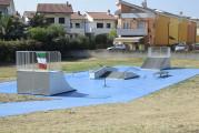 Inaugurato stamane lo Skate park a San Salvo Marina
