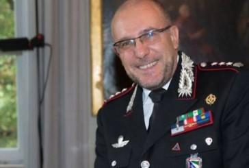 """Il Generale Carlo Cerrina è il nuovo Comandante della Legione Carabinieri """"Abruzzo e Molise"""""""