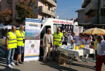 Screening del diabete col Lions Club Vasto Adriatica Vittoria Colonna