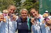 Il Comune di Vasto si congratula con Claudia Scampoli e Nicol Bertozzi