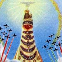 Madonna Loreto Tricolore