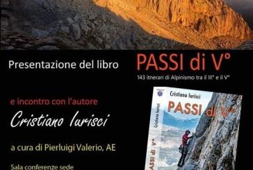 Incontro con l'alpinista Cristiano Iurisci