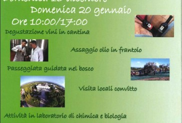 Oggi l'Open Day all'Istituto Agrario di Scerni