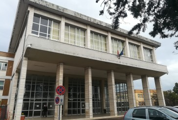 Tribunale, partono i lavori su facciate e terrazzo
