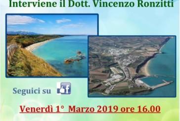 """Oggi il convegno """"Riserva di Punta Aderci & Insediamenti Produttivi, possono coesistere..?"""""""