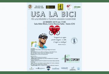 """""""Usa la bici"""", un convegno su salute, sicurezza, mobilità e turismo sostenibile"""