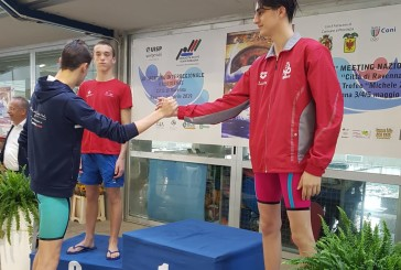 H2O Sport, 7 gli ori conquistati al 18° Meeting Nazionale Città di Ravenna