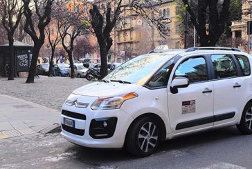 Giovane 23enne rapina un tassista per 300 euro