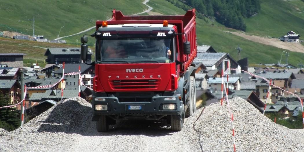 livigno camion