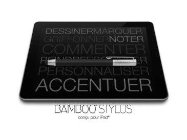 Un stylet pour transformer votre iPad en tablette graphique 1