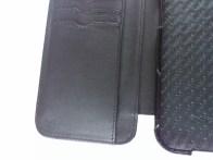 Test housse en cuir de protection Norêve pour Samsung Galaxy Note 2 6