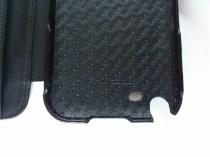 Test housse en cuir de protection Norêve pour Samsung Galaxy Note 2 19