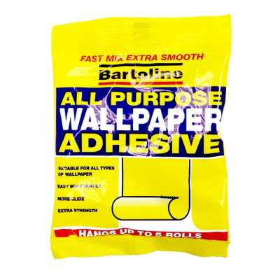 Bartoline All Purpose Wallpaper Adhesive Paste Upto 5 roll Pack | eBay