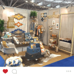 Bound Fabrics – Quilt Market Fall 2015 Booth Projects