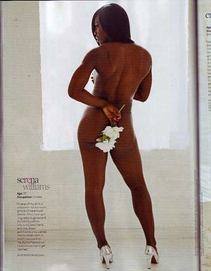 serena williams nude fakes