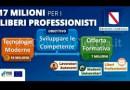 FONDI   DELLA  REGIONE  CAMPANIA  A  FAVORE  DELLE   ATTIVITA'  PROFESSIONALI