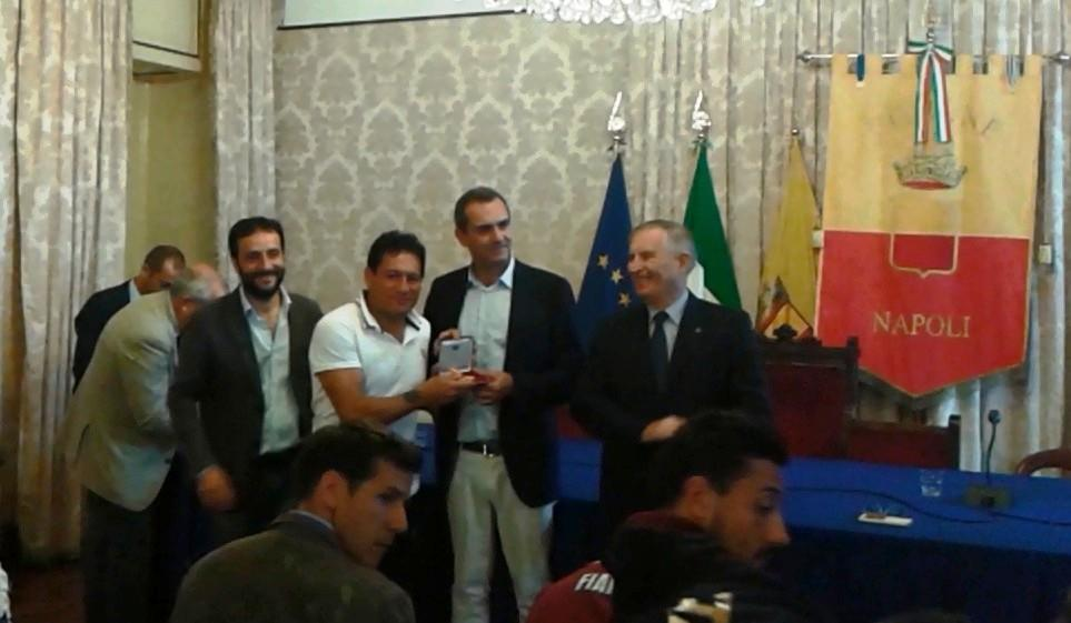 Rio 2016, premiati gli atleti olimpici e paraolimpici napoletani
