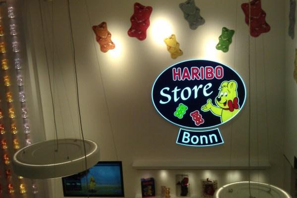Home of the original gummy bear!
