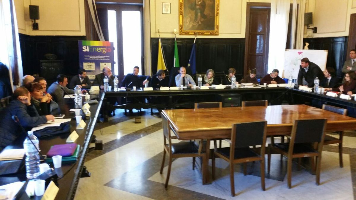 Consiglio Comunale Carini LIVE sulla dichiarazione di dissesto