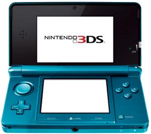 Nintendo annuncia la lista dei giochi all'esordio del 3DS nel Regno Unito