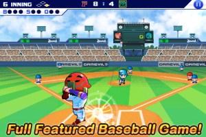 Baseball Superstars 2011 tra i giochi in offerta su AppStore del 31 marzo 2011