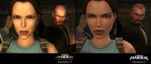 Tomb Raider Trilogy, il vecchio ed il nuovo a confronto nelle schermate comparative