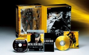 Metal Gear Solid HD Collection e le cover giapponesi