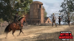 Red Dead Redemption, poker di immagini per il Dlc Myths & Mavericks