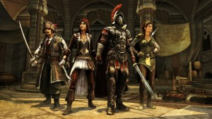 Assassin's Creed Revelations, prime immagini per Ancestors