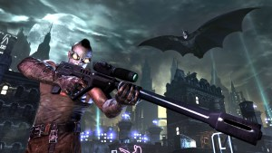 Batman Arkham City, confermata la data d'uscita su pc