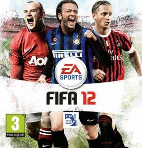 Classifiche italiane di vendita (9 – 15 gennaio 2012), Fifa 12 torna in testa