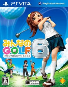 Hot Shots Golf 6 è il primo titolo PS Vita a superare le 100mila copie vendute