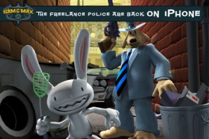 I giochi in offerta su AppStore del 29 maggio 2012, Sam & Max Beyond Time and Space in saldo