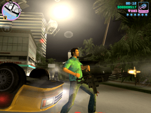 Grand Thef Auto: Vice City 10th Anniversary Edition è su AppStore