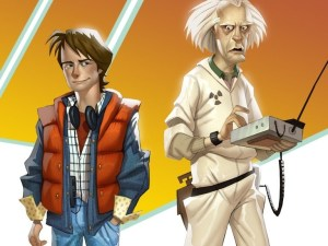 Il Lunar Bundle  disponibile, include Pid e Back to The Future