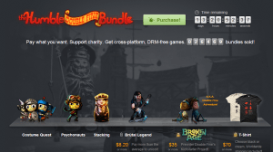 L&#8217;Humble Double Fine Bundle  disponibile