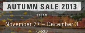 Steam, Saldi Autunnali 2013 – Day 4, The Witcher 2, Batman Arkham City, Total War Rome II…