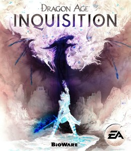 Dragon Age: Inquisition, la copertina in negativo