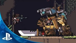 Mercenary Kings, trailer di lancio per la versione PlayStation 4