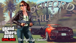 Grand Theft Auto V, l'aggiornamento High Life per GTA Online è disponibile
