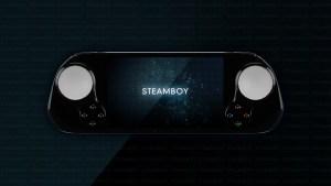 Avvistata la prima Steam Machine portatile