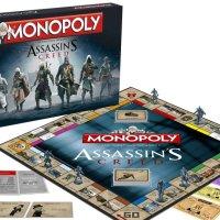 Avvistato Assassin's Creed Monopoly, sarà una esclusiva europea in arrivo ad ottobre