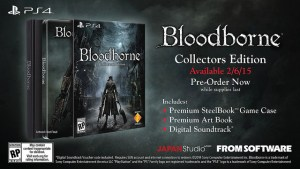 Bloodborne, svelate la data d'uscita occidentale e la Collector's Edition