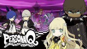 Persona Q: Shadow of the Labyrinth debutterà a fine novembre; annunciati i bonus prenotazione
