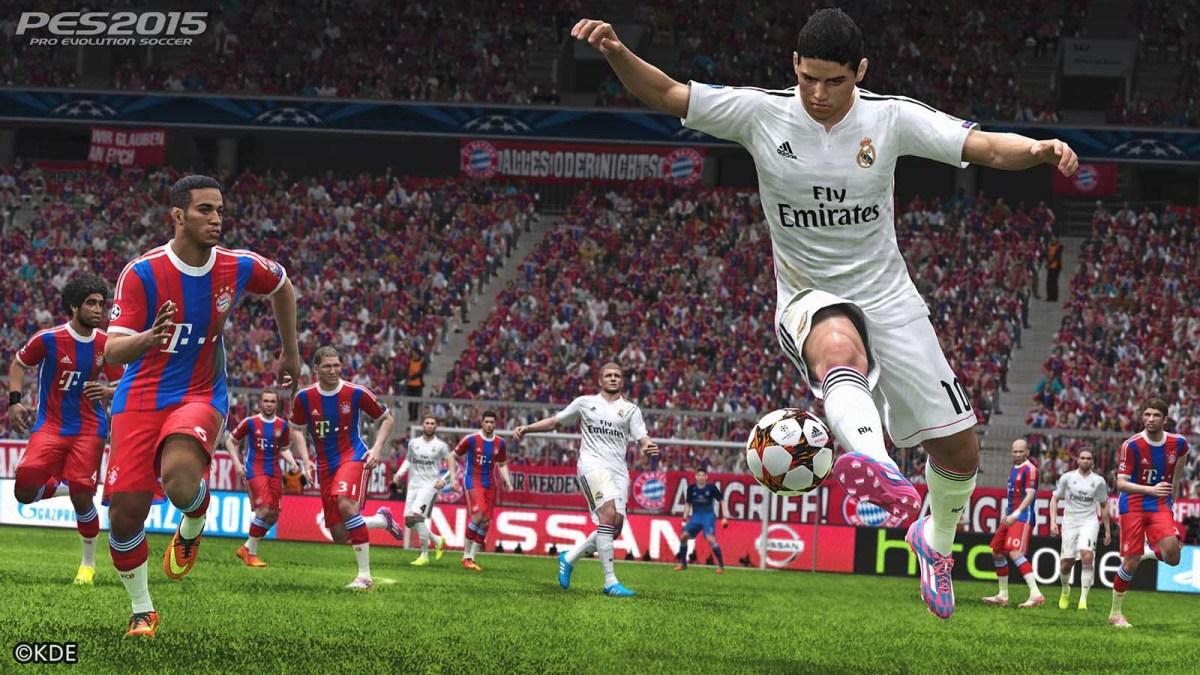 Pro Evolution Soccer 2015, Konami annuncia la demo, i suoi contenuti, ma manca la data europea