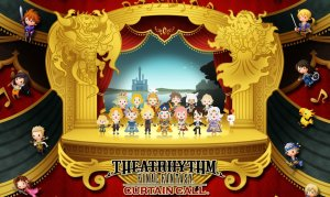 Theatrhythm Final Fantasy Curtain Call è disponibile